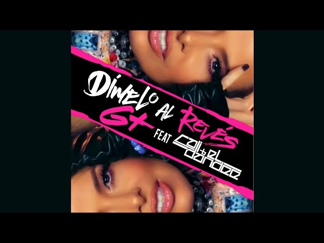 DIMELO AL REVES(REMIX) - Gloria Trevi