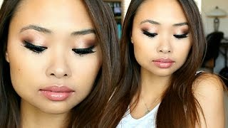 Fall Autumn Makeup Look Thumbnail