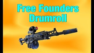 fortnite giving away a free FOUNDERS DRUMROLL !!! (SAVE THE WORLD)