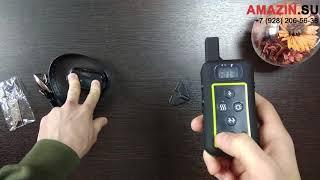 Электронный ошейник для охотничьих собак Trainertec DT2000 (Ducatillon DT2000)