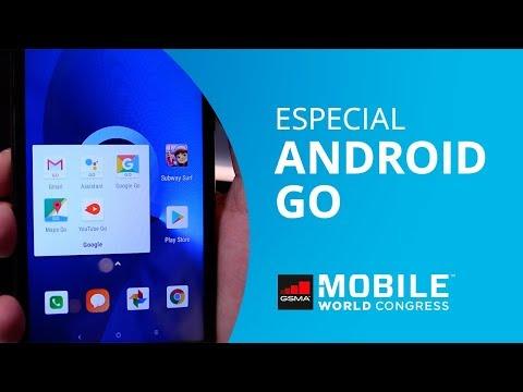 Android Go: uma versão do Oreo para smartphones mais básicos [MWC 2018]