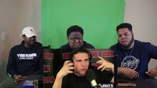 Token Freestyle SWAY IN THE MORNING spit over 100bars and made the Cohost cry - REACTION!!!