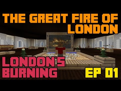 Great Fire 1666: London's Burning Part 1