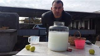 Как очистить САМОГОН Яйцом