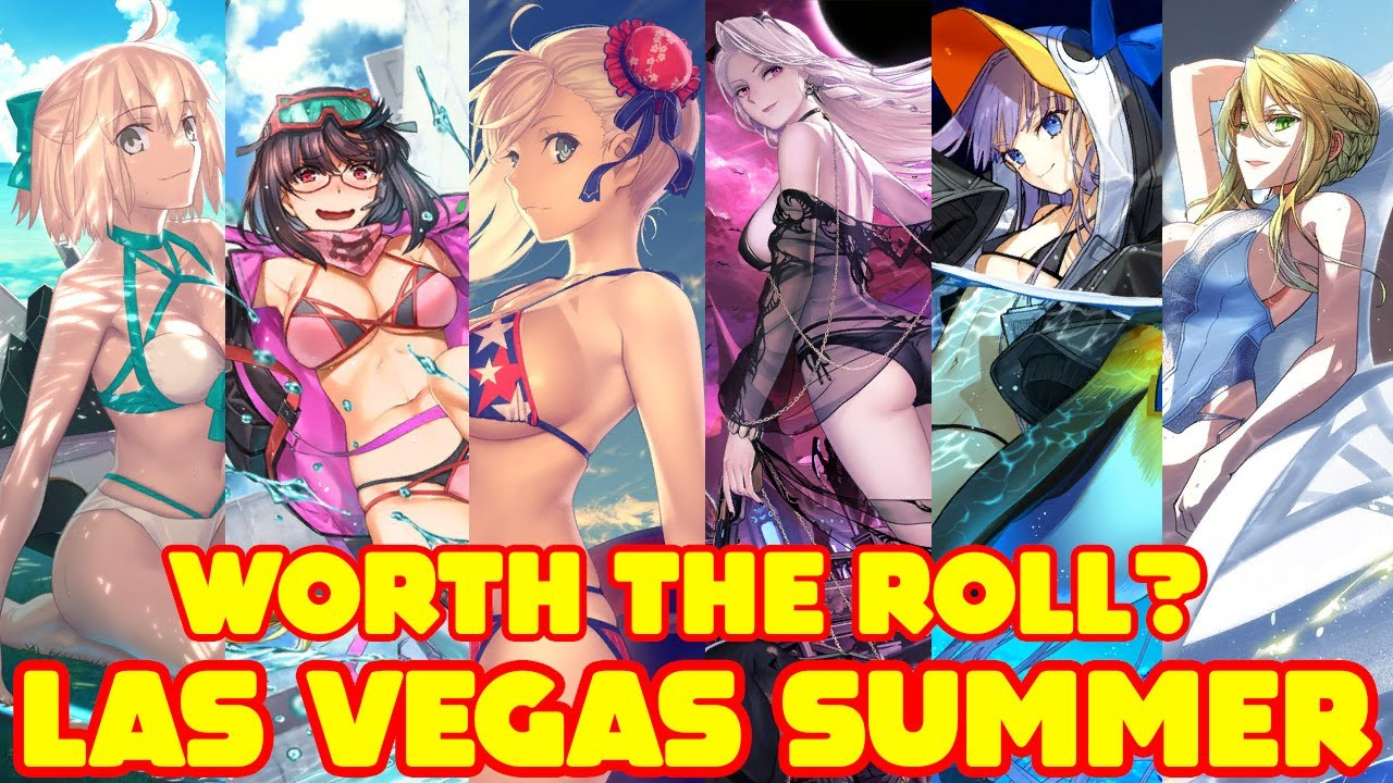 Download Is the Fate/Grand Order Las Vegas Summer Gacha Worth the Roll?