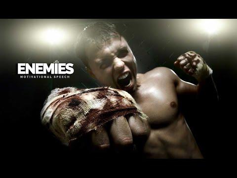 Enemies Motivational Video & Speech - POWERFUL! (Voice Of Doubt)
