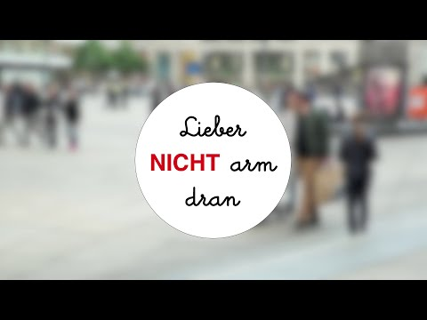 """Rentenkampagne """"Lieber NICHT arm dran"""" / Debatten-Plattform gestartet: Altersarmut bekämpfen - jetzt!"""