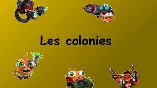 Galaxy Life : Les Colonies !