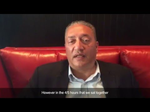 Ahmed Hassan - Chairman & Chief Executive Officer, Speed Distribution
