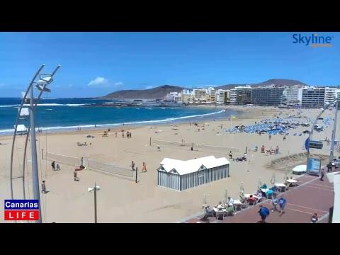 Live Webcam Gran Canaria