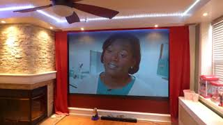 TRUE ALR Technology screen paint how to really treat your projection screen like an TV