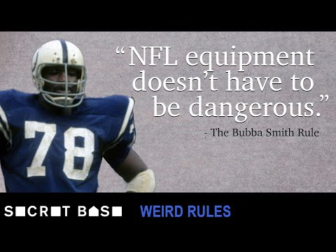 The NFL was so unsafe that even first down chains were dangerous