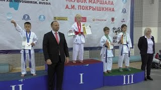 Всероссийские соревнования по каратэ на Кубок Покрышкина А.И. г Новосибирск 1-2 октября 2016 г.