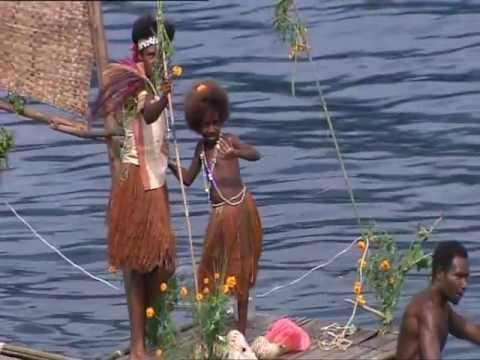 Papua New Guinea, the most Exotic place on earth - PART 1
