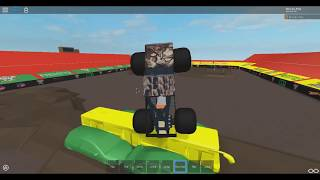 Roblox Monster Jam Commentary #184 (Duncan Tave)