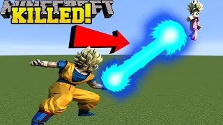 Minecraft: WE HAVE BEEN KILLED!!! - Dragon Ball Z - Custom Map [2]