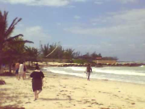 Beach At Starfish Trelawny Jamaica