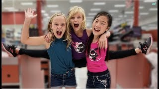 DANCING at Target with Friends! Payton Delu