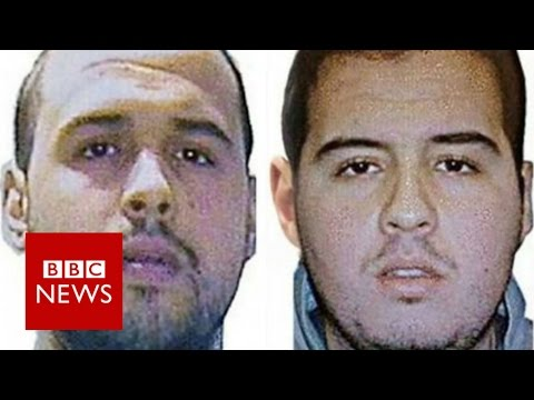 Brussels attacks: Two brothers behind Belgium bombings - BBC News
