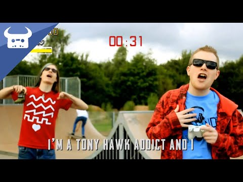 TONY HAWK'S PRO RAPPER | Dan Bull vs Dave Brown