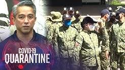 Cavite governor nagbabala ng mala-martial law na lockdown | TV Patrol