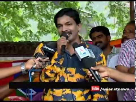 Solidarity For Nurses |Santhosh Pandit gives Solidarity of Nurses' strike