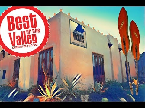 Best Venue to Hear Live Music Vote Vicky's of Santa Fe in Indian Wells Best of the Valley