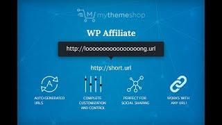 URL Shortener Free WordPress Plugin by MyThemeShop