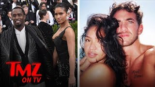 Diddy Sources Say Cassie Betrayed Him By Sleeping with Trainer! | TMZ TV