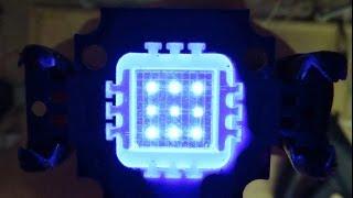 видео Радиаторы для светодиодов своими руками