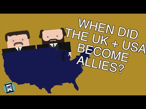 When Did Britain And America Stop Hating Each Other? (Short Animated Documentary)