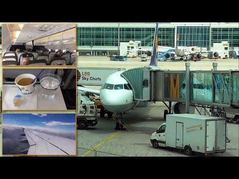 TRIP REPORT | Lufthansa | Airbus A319 | Munich - Brussels (BRU) | Economy Class | ✈