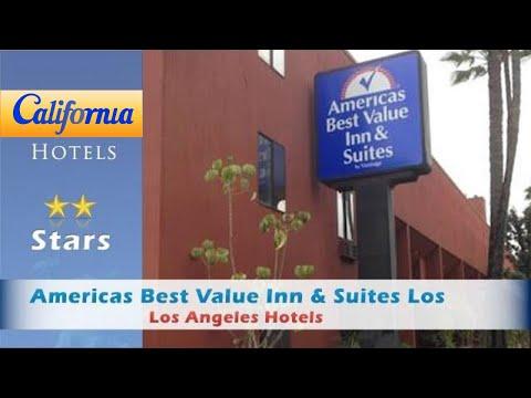 Americas Best Value Inn & Suites Los Angeles/Downtown, Los Angeles Hotels - California