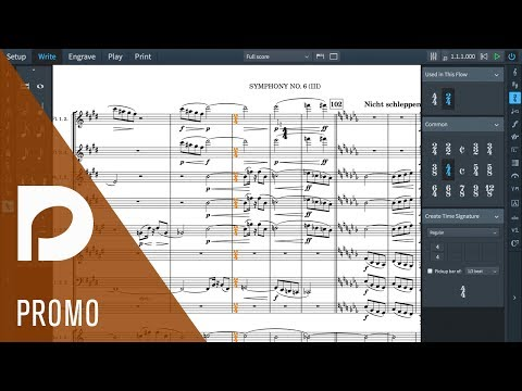 The Most Intuitive Notation Software Explained in 60 Seconds | Dorico Teaser Video