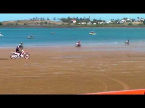 GRASSTREE BEACH RACES 2013 500CC 2 STROKE RACE 2 500 METRES