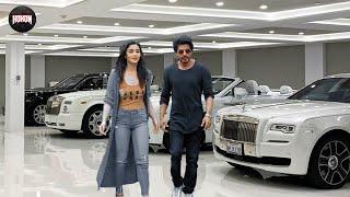 Shahrukh Khan Whole Family Car Collection