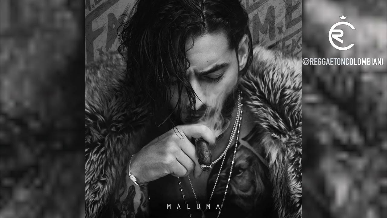 maluma fame 193lbum completo 2018 youtube