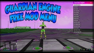 BEST XBOX360 MOD MENU (GUARDIAN ENGINE)