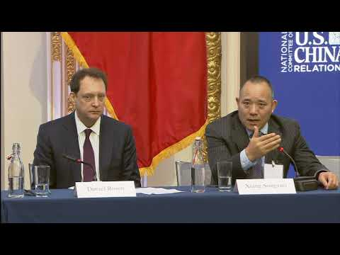 Expert Panel: Risks and Opportunities in China's Economy