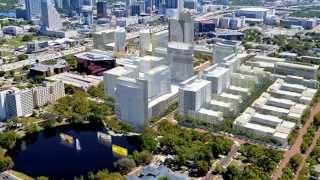 Ucf in downtown orlando: the potential of moving and benefits to community.