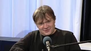 """Андрей Кельин и Михаил Мохсен в ТВ передаче  """" Вполголоса """""""