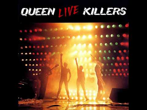 Queen Let me entertain you live killers 1979