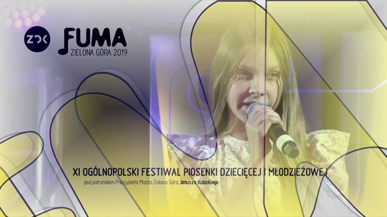 Ogólnopolski Festiwal Muzyki Dziecięcej i Młodzieżowej FUMA 2019