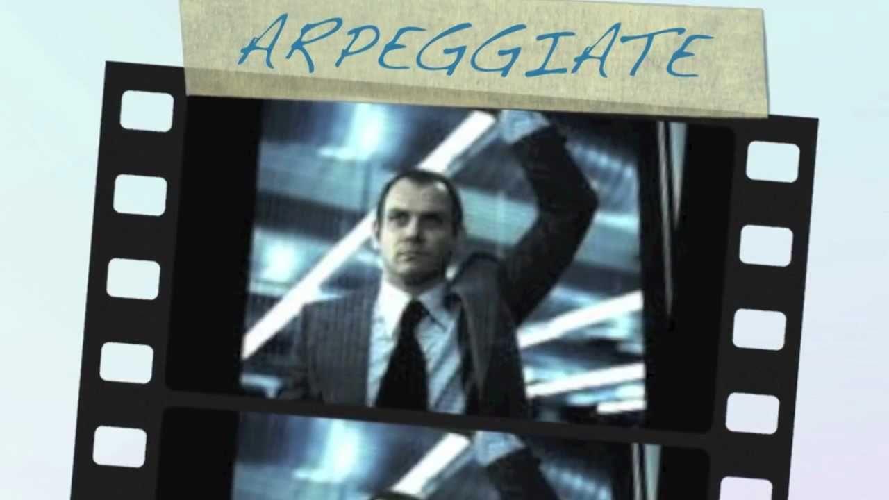ARPEGGIATE (Fassbinder World on a Wire) - YouTube