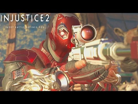 Injustice 2 - THIS IS HOW DEADSHOT IS SUPPOSED TO BE PLAYED