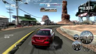 Need For Speed Shift Vs. Shift 2 Unleashed PC Graphics Comparison Video 1080P FULL HD
