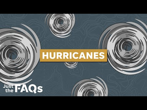 How hurricanes form and why they're getting more dangerous | Just the FAQs