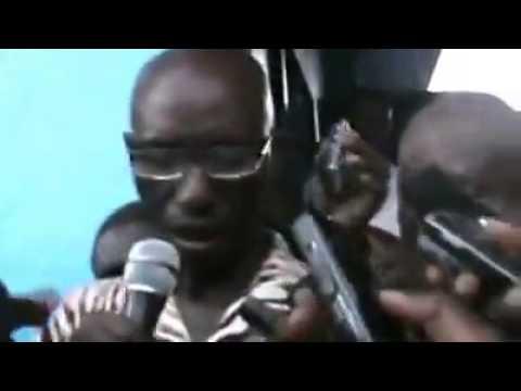 FPA VIDEO  Kamara Declared Press Union of Liberia President   YouTube