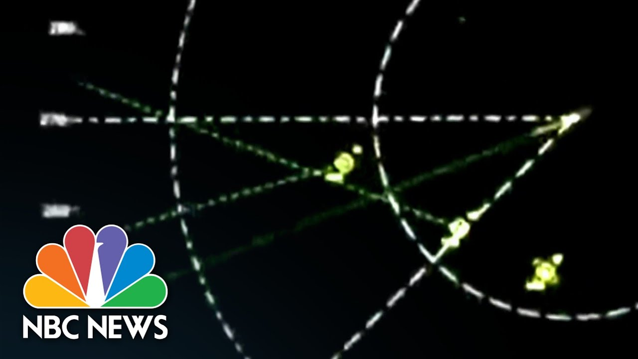Pentagon's UFO Report Sparks Serious Talk And Debate In D.C.
