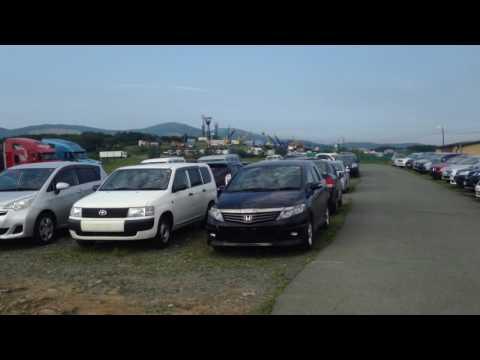 Авторынок Владивостока Зеленый угол - авто из Японии